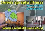 Serwis Sprzętu Fitness Rowerów Treningowych, Orbitreków
